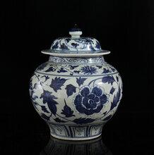 清代将军罐的发展和收藏价值