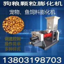 玉米膨化机饲料膨化机宠物颗粒膨化机狗粮设备厂家直销