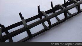 土工格栅厂家低价供应50KN钢塑复合土工格栅图片1