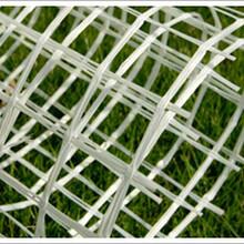 硅晶网生产厂家直销(白色玻纤土工格栅)低价供应