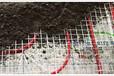 黑龙江双鸭山市玻纤土工格栅厂家直销EGA20KN-200KN低价供应