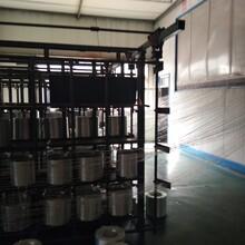 内蒙古兴安盟钢塑土工格栅厂家直销GSZ20-100KN钢塑土工格栅图片
