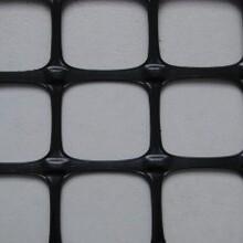 甘肅白銀雙向塑料格柵價格圖片