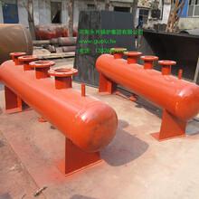 锅炉蒸汽分气缸蒸汽锅炉图片