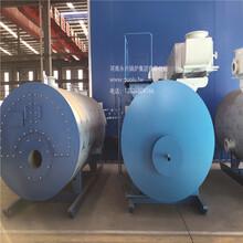 10吨双锅筒过热蒸汽锅炉燃气锅炉图片