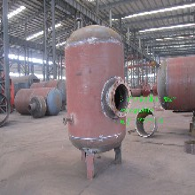 锅炉配套蒸汽储罐蒸汽压力罐图片