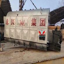 厂家直销8吨生物质蒸汽锅炉DZL全自动链条锅炉图片