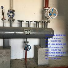 蒸汽管道安装蒸汽分汽缸电蒸汽锅炉配件图片