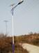 承德太阳能路灯厂家,承德太阳能路灯组成