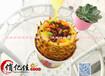 傣式菠萝饭流动小吃车经营项目清香菠萝糯米饭配方培训
