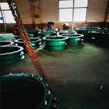 批发低价柔性防水套管压盖式柔性防水套管覆盖全省图片