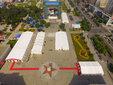 乌海展览篷房、啤酒节大篷、活动篷房-出租销售价格图片