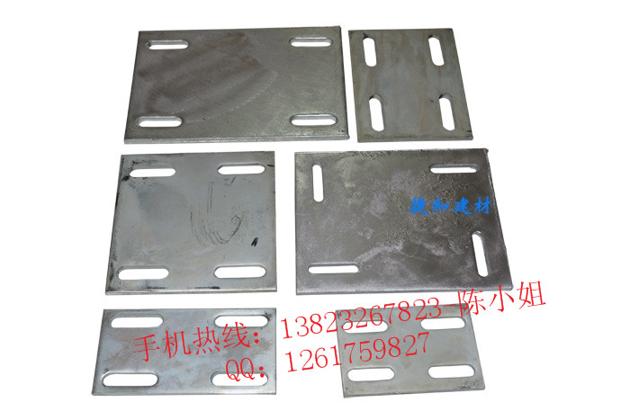 江门蓬江新会江海低价批发镀锌钢板预埋件生产厂家