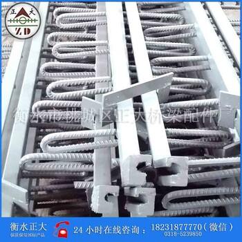 湖北荆州市优质桥梁伸缩缝供应商可加工定做80型伸缩缝报价
