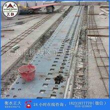D80型梳齿板式伸缩缝来图定做厂家#武汉桥梁伸缩缝量大优惠图片