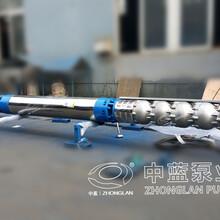 天津中蓝厂家不锈钢深井潜水泵