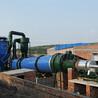 煤泥烘干機天然氣,燃氣式煤泥滾筒烘干機價格-鄭州九天