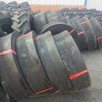 光面轮胎900-20压路机车轮胎900-20工程车轮胎