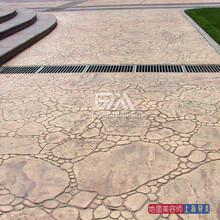北京彩色膜压地面全国材料施工,厂家促销图片