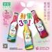 上海妙记鲜果3+1玻璃瓶复合果汁饮料含果肉