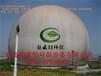 厂家直销3000立方沼气工程专用双膜气柜沼气储气柜
