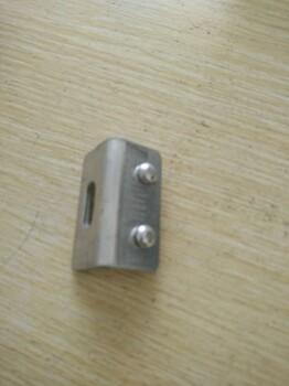幕墙铝塑板铝单板安装干挂专用铝角码防火防锈量大议价