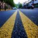 贵港市港北区彩色透水路面旧小区改造使用透水地坪