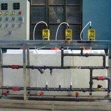 上海松江LBOW泳池循环水处理设备,泳池加药设备图片