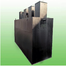 蓝博湾LBOW-WS-04生活污水一体化处理设备,一体化处理设备图片