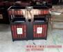 环畅hc3208钢木分类垃圾桶木质果皮箱定制款垃圾桶