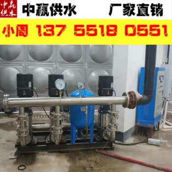 四川变频供水设备选型