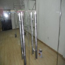 西安自动感应门维修玻璃门维修图片