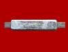 滨海设施铝合金阳极,铸造铝阳极,块状铝合金牺牲阳极