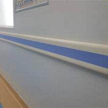 山东潍坊医用护墙板防撞护墙板pvc护角厂家直销图片