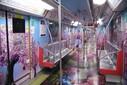 地铁喷绘气味太大怎么办?地铁广告广告喷绘图片