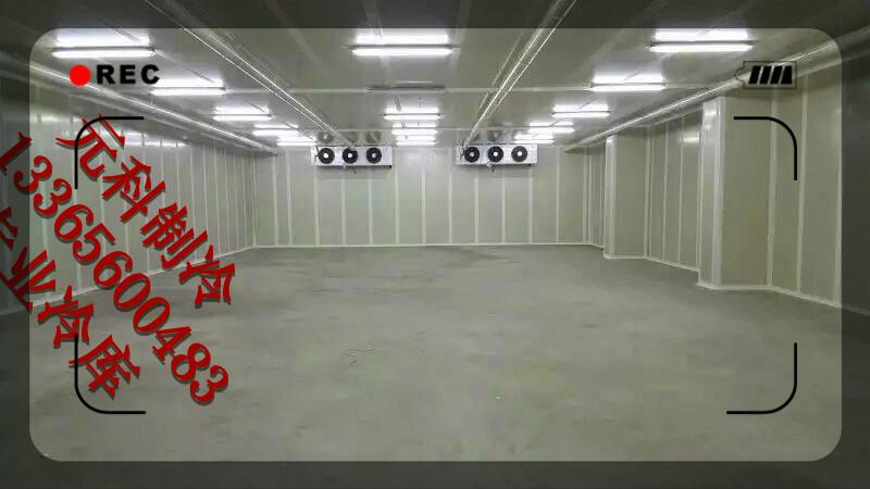 江西赣州蔬菜水果冷藏冷库建造-元科冷库双优企业-冷库做蔬菜水果报