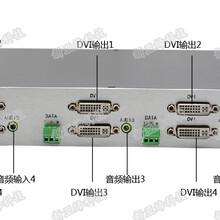 8路混合高清DVI/VGA/HDMI/SDI光端机