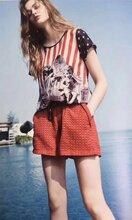 品牌折扣女装时尚欧美货源艾利欧夏装走份批发