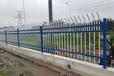 赤峰锌钢围栏用料说明