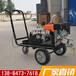 冷喷高效常温划线机仓库标线专用设备6.5马力汽油划线机