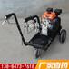 小巧轻便型手推式汽油划线机汽油动力冷喷道路划线车