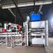 三压两层热压机热压机价格细木工板设备多片锯配套设备拼板机多片锯厂家