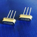 HY品牌晶振,4M三脚晶振图片
