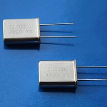 12MHz直插晶振,进口品牌晶振图片