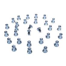 兰白滚镀-螺丝-三价铬-电镀工艺-银环电镀图片