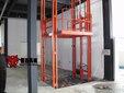 广州升降货梯导轨式升降平台液压升降机链条式升降平台图片