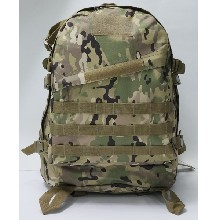 野营军用战术背包厂家定制户外运动迷彩登山包多功能军用装备背包