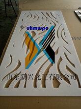 新兴化工专业生产UPE耐磨加工件来图加工聚乙烯加工件