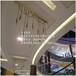 武汉万达广场汉街店吊顶材料穿孔石膏板