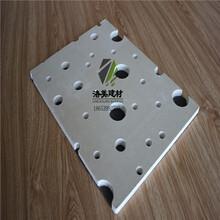 甘肃兰州销售穿孔吸音石膏板图片